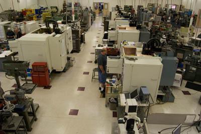 Precision Machine Shop Manufacturing Sheetmetal Wc Machine